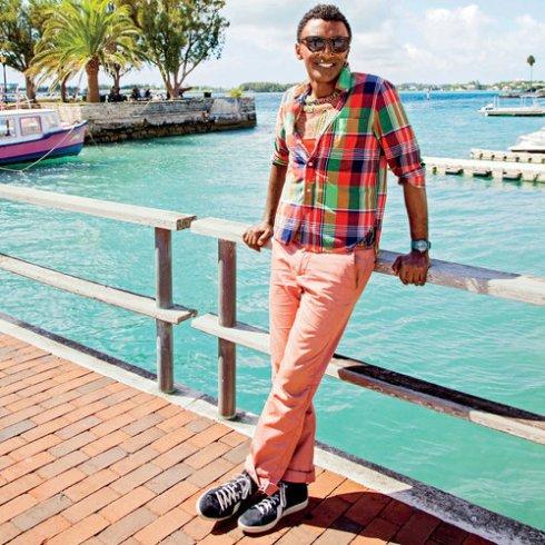 Marcus Samuelsson's Bermuda - Jacob Baynham - freelance journalist